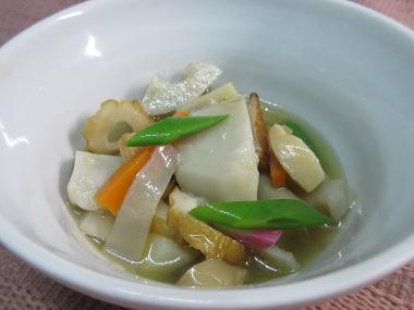 のっぺ(新潟の郷土料理)